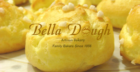 Bella Dough Artisan Bakery - Arizona Best Traditional Handcrafted Pastries Puff Flaky Croissant Chouquettes Bread Pizza in Tucson & Phoenix Metro - La Bella Bakery